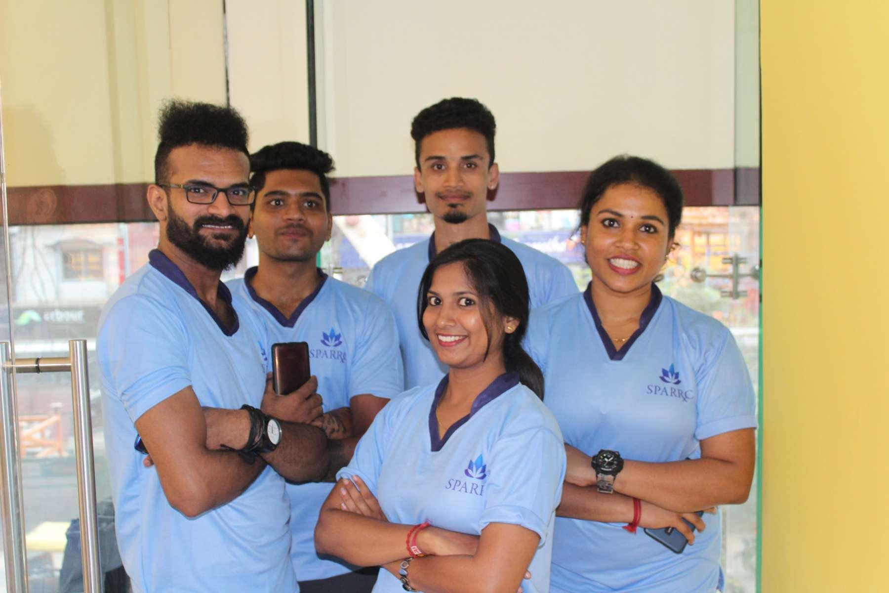 SPARRC team members