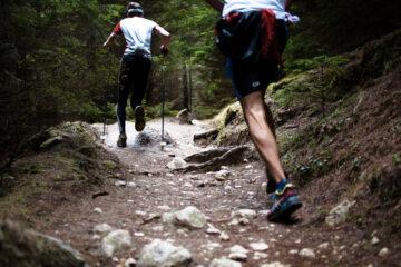Running and Trekking